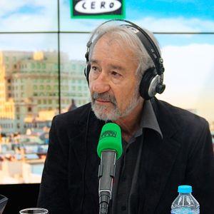 """José Sacristán: """"La satisfacción de trabajar con Alicia Borrachero en 'Tiempos de Guerra' es inmensa"""