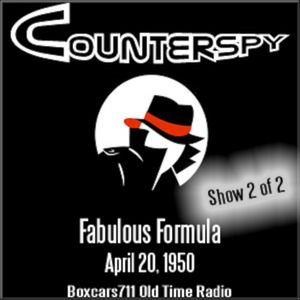 David Harding Counterspy - The Fabulous Formula Pt.2 (04-20-50)