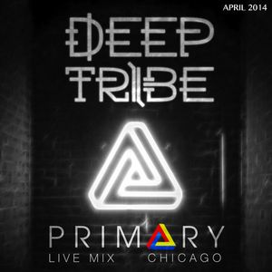 DEEP TRIBE LIVE @ PRIMARY NIGHT CLUB (Chicago April, 2014) [FREE DOWNLOAD]
