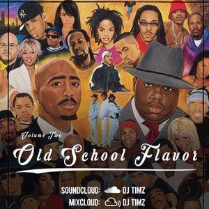 #OldSchoolFlavor Vol 2 | Old School R&B 2017 Mix | By DJ TIMZ (@timi_theog)