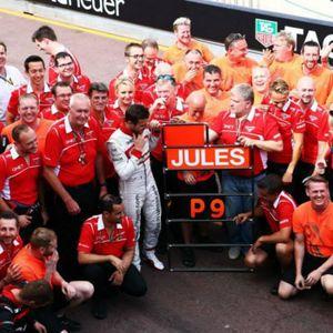 Godspeed Jules Bianchi #JB17