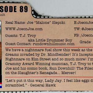 G.I. Joe Ep 89: Nightmare Assault w/ T.J. Troy