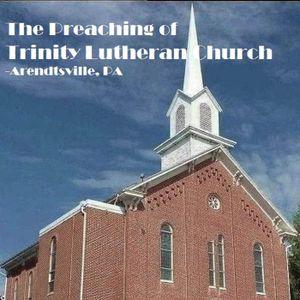 Sermon - July 2nd 2017
