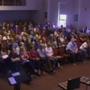 Pastor Trevor Ramsey: The Unchanging Gospel for a Fast Changing World
