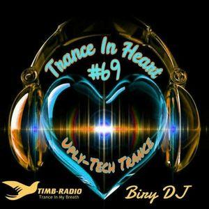 TRANCE IN HEART #69 29-10-17 Upli-Tech Trance