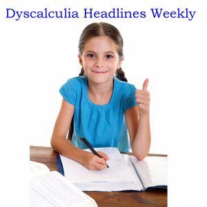 Time to take Dyscalculia Serious