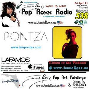Pontea (Pop, Electro, Soul/R&B)