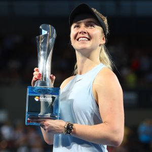Champions Corner: Elina Svitolina begins with a bang in Brisbane