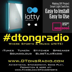 Sports & Music UNITE! - Powered by iotty Smart Home by DTong Sports