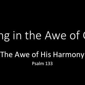 The Awe of His Harmony (Audio)