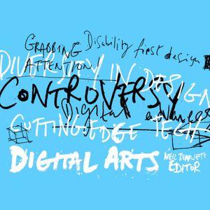 Ep 79: Digital Arts editor Neil Bennett on getting noticed, diversity in design & digital