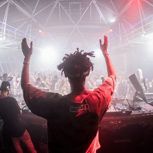 PAWSA live from Solid Grooves opening @ Vista, Privilege Ibiza (09-Jun-16)
