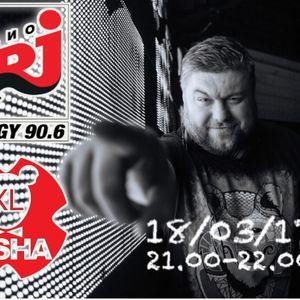 MISHA XL - radio NRJ - LIVE MIX - 18.03.17.