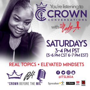 Crown Conversations *Black People and Real Estate* 10-21-17