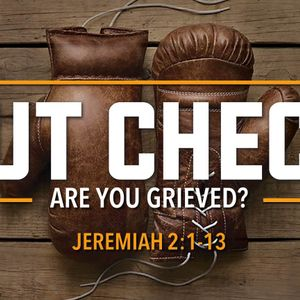 Are You Grieved? (Audio)