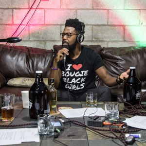 Drinking Partners #127 - Damon Young   Very Smart Brothas