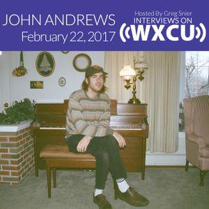John Andrews and the Yawns on WXCU 2/22/17