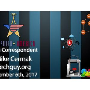 Mike Cermak, Techguy.org Talks Tesla, Botnets, 3D Printing, More!