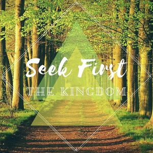 Seek First the Kingdom: Bringing Calm to the Chaos - Audio