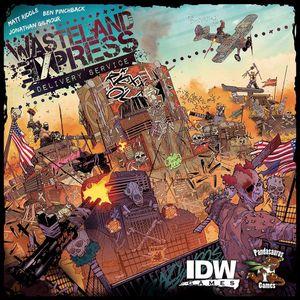 Episode 46 - Wasteland Express Delivery Service