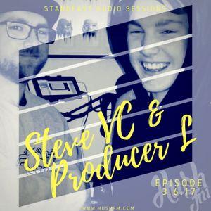 SteveVC b2b Producer L- Standfast Audio Sessions- Ep.3.6.17