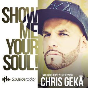 SOULSIDE RADIO - CLUB // CHRIS GEKÄ Exclusive Guest Mix Session // 09.2017