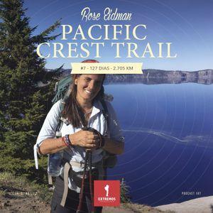 187 - Pacific Crest Trail #7 - 127 dias - 3.113 km