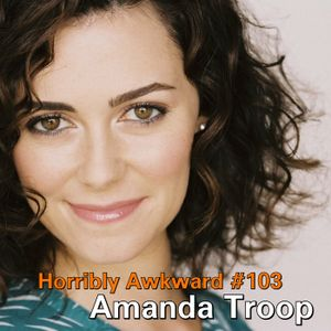 #103- Amanda Troop (BAMF Girls Club, WIlfred, Batman Unlimited)