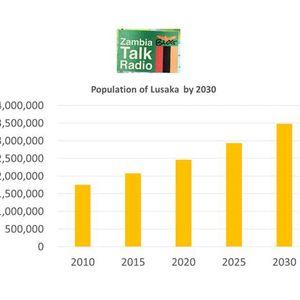 OPEN FORUM - LUSAKA POPULATON TO HIT 3.5 MILLION BY 2030