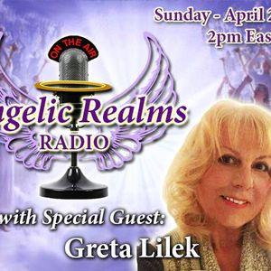 Psychic Medium & Reiki Master Greta Lilek!