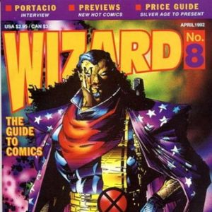 Source Material #115: Wizard Magazine #8