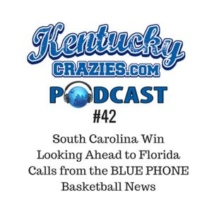 Podcast 42: USC Win, UF Game, Hoops Talk