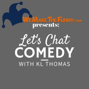 Lets Chat Comedy - Amy Buchwald