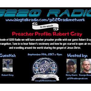 Ep# 263 Preacher Profile: Robert Gray