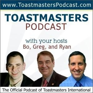 Toastmasters Podcast #119: Snackification of Communication: Pros and Cons—Lisa B. Marshall