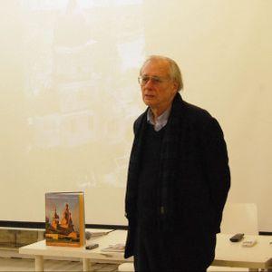 Вильям Брумфилд рассказывает о русской архитектуре в посольстве США в Москве