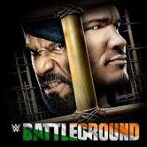 Broken But Glorious - #WWEBattleground Review