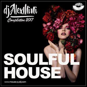 DJ AlexMINI - Soulful live Mix 2017 [MOUSE-P]
