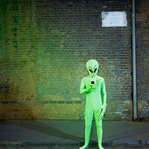 Babbage: Little green men