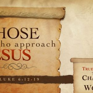 Those Who Approach Jesus