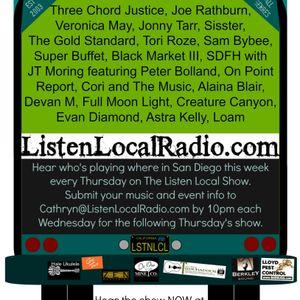The Listen Local Show 11 9 17