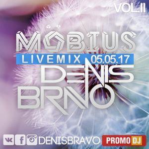 Mebius Friday livemix by Denis Bravo Vol. II (5.05.2017)