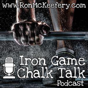"IGCT Episode #214: Keenan Robinson - ""Work Still Works"""