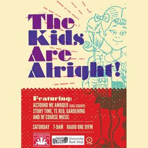 The Children's Room Kids Are Alright (15/7/17) with Amadeo