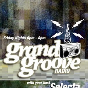 Grand Groove Radio-Stevie Wonder Tribute
