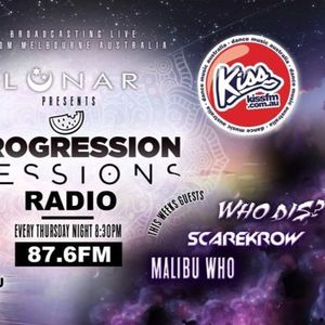 Progression Sessions #022 Hosted by Lunar ft Special Guest's Who Dis?, Malibu Who & Scarekrow
