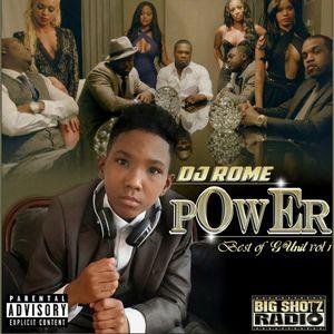 DJ ROME - pOwEr  (Best of G-Unit vol 1)