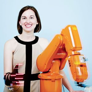 Humans and Intelligent Machine Support through Robotics and Automation with Julie Shah