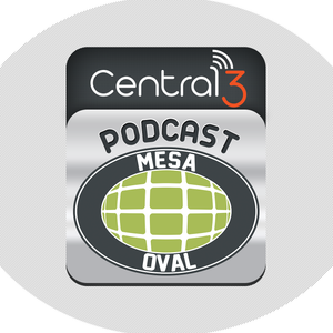 Mesa Oval #92 Michel Leplus