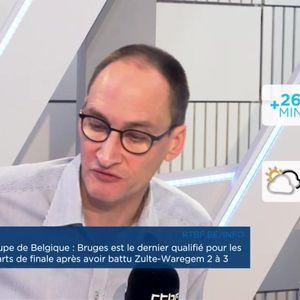 L'invité de Matin Première : Vincent Peremans - La grève n'est pas la bonne solution pour bloquer le